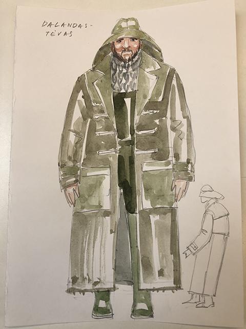 Sandros Straukaitės kuriamų kostiumų eskizas..jpg
